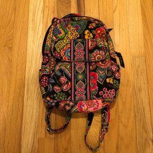 Vera Bradley Symphony in Hue Mini Backpack